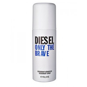 Buy Diesel Only The Brave Deodorant Spray - Nykaa