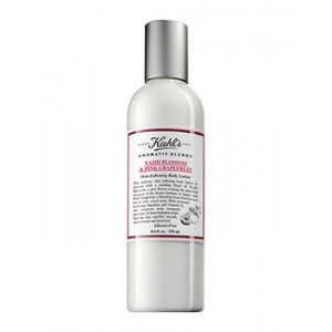 Buy Kiehl's Aromatic Blends Nashi Blossom & Pink Grapefruit Body Lotion - Nykaa