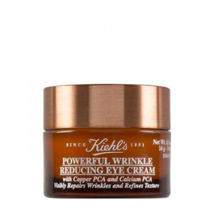 Buy Herbal Kiehl's Powerful Wrinkle Reducing Eye Cream - Nykaa