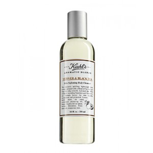 Buy Kiehl's Vetiver & Black Tea Liquid Body Cleanser - Nykaa