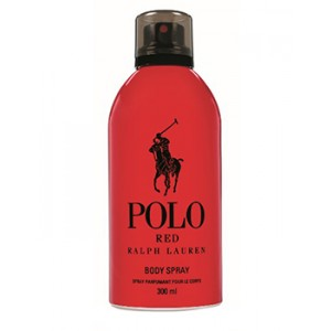 Buy Ralph Lauren Polo Red Body Spray  - Nykaa