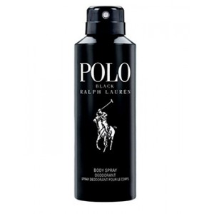 Buy Ralph Lauren Polo Black Body Spray  - Nykaa