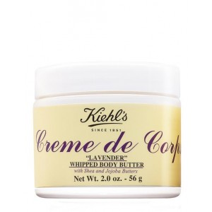 Buy Kiehl's Creme De Corps Limited Edition Lavender Whipped Body Butter - Nykaa