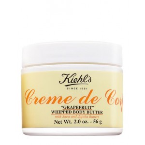 Buy Kiehl's Creme De Corps Limited Edition Grapefruit Whipped Body Butter - Nykaa