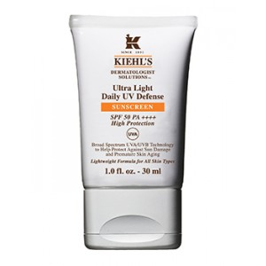 Buy Kiehl's Ultra Light Daily UV Defense SPF 50 PA++++ - Nykaa
