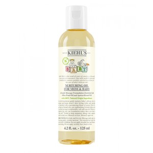 Buy Herbal Kiehl's Mom & Baby Nurturing Body Oil - Nykaa