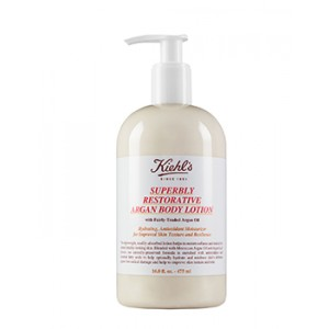 Buy Kiehl's Superbly Restorative Argan Body Lotion - Nykaa