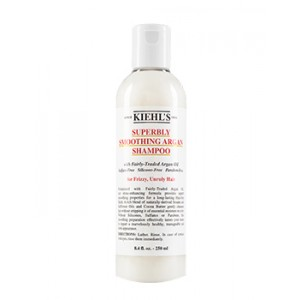 Buy Kiehl's Superbly Smoothing Argan Shampoo - Nykaa