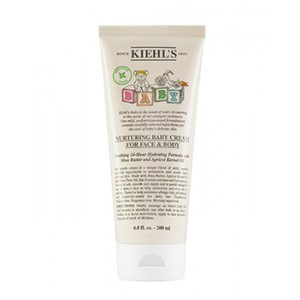 Buy Herbal Kiehl's Nurturing Baby Cream For Face And Body - Nykaa