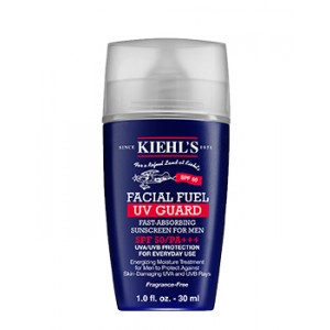 Buy Kiehl's Facial Fuel UV Guard SPF 50 PA+++ - Nykaa