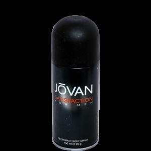 Buy Jovan Satisfaction Deodorant Body Spray For Men - Nykaa