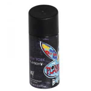 Buy Playboy New York Deodorant - Nykaa
