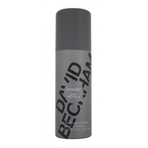 Buy Herbal David Beckham Homme Deodorant Body Spray - Nykaa