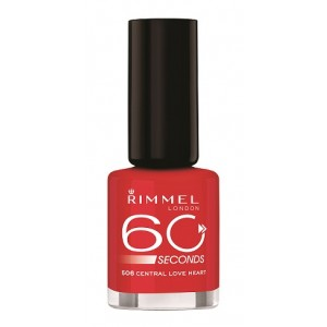 Buy Rimmel 60 Seconds Nail Polish - Nykaa