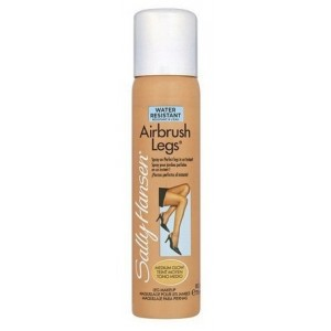 Buy Sally Hansen Airbrush Legs Water Resistant - Nykaa