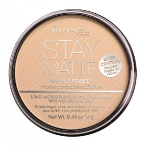 Buy Rimmel Stay Matte Long Lasting Pressed Powder - Transparent - Nykaa