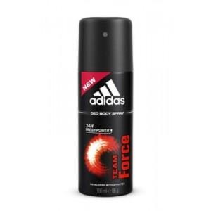 Buy Adidas Team Force Deo Spray - Nykaa
