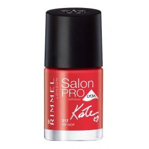 Buy Rimmel Salon Pro Nail Color With Avec Lycra - Nykaa