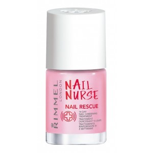 Buy Rimmel Nail Nurse Nail Rescue 14 Day - Nykaa