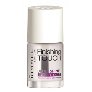 Buy Rimmel Finishing Touch Ultra Shine Top Coat - Nykaa