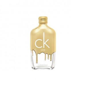 Buy Calvin Klein CK One Gold Eau De Toilette Spray - Nykaa