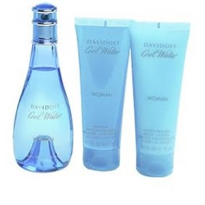 Buy Herbal Davidoff Coolwater Women Gift Set - Nykaa