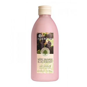 Buy Yves Rocher Les Plaisirs Nature Blackberry Silky Lotion - Nykaa