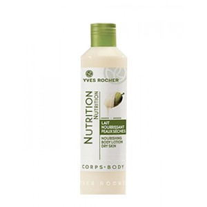 Buy Yves Rocher Nourishing Body Lotion Dry Skin - Nykaa