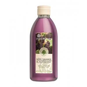Buy Yves Rocher Les Plaisirs Blackberry Bain Douche Shower Gel - Nykaa