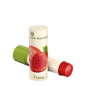 Buy Yves Rocher Nourishing Lip Balm - Fraise - Nykaa