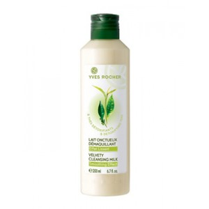 Buy Yves Rocher Velvety Cleansing Milk - Nykaa