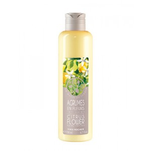Buy Yves Rocher Citrus Flower Body Lotion - Nykaa