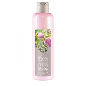 Buy Yves Rocher Fresh Rose Body Lotion - Nykaa