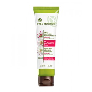 Buy Herbal Yves Rocher Colour Hawthorn Protection & Radiance Conditioner - Nykaa