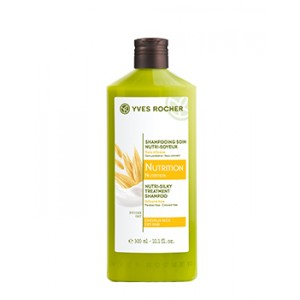 Buy Herbal Yves Rocher Nutri-Silky Treatment Shampoo - Nykaa