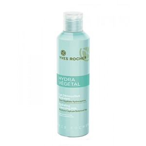 Buy Yves Rocher Hydra Vegetal Hydrating Cleansing Milk - Nykaa