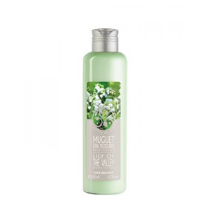 Buy Yves Rocher Lily of the Valley Body Lotion - Nykaa