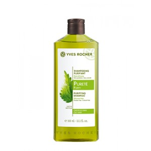 Buy Yves Rocher Purity-Purifying Shampoo - Nykaa