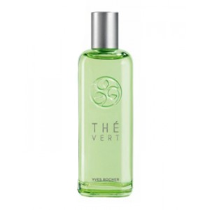 Buy Yves Rocher Green Tea Eau De Toilette - Nykaa