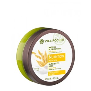 Buy Yves Rocher Nutri Silky Mask - Nykaa