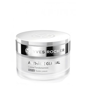 Buy Yves Rocher Anti - Age Global Complete Anti - Aging Night Care - Nykaa