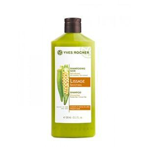 Buy Yves Rocher Lissage Smoothing shampoo - Nykaa
