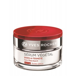 Buy Yves Rocher Serum Vegetal Wrinkles & Firmness Plumping - Night Care - Nykaa
