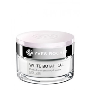 Buy Herbal Yves Rocher White Botanical Moisturizing Lightening Cream - Nykaa