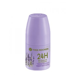 Buy Yves Rocher 24H Anti- Perspirant Lavandin From Provence - Nykaa