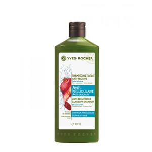 Buy Herbal Yves Rocher Anti-Dandruff Shampoo - Nykaa