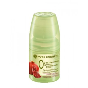 Buy Yves Rocher Spanish Pomegranate Deodorant - Nykaa