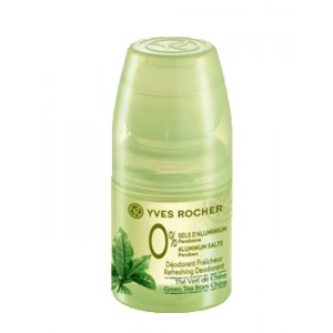 Buy Yves Rocher Green Tea from China Deodorant - Nykaa