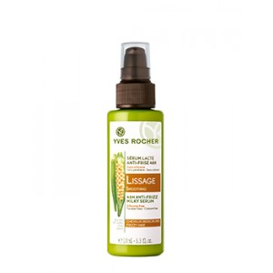 Buy Yves Rocher 48H Anti-Frizz Milky Serum - Nykaa