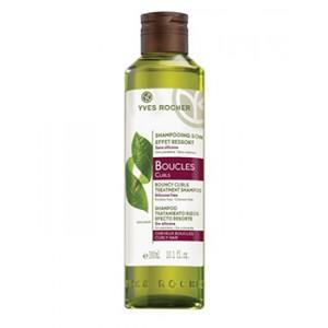 Buy Yves Rocher Bouncy Curly Hair Shampoo - Nykaa